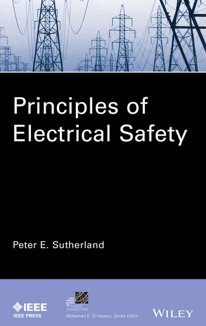 Обложка «Principles of Electrical Safety»