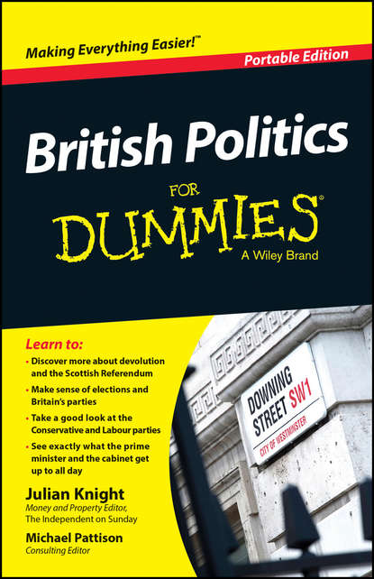 Обложка «British Politics For Dummies»