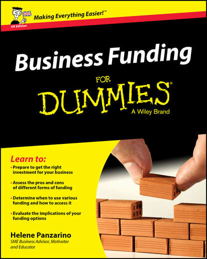 Обложка «Business Funding For Dummies»