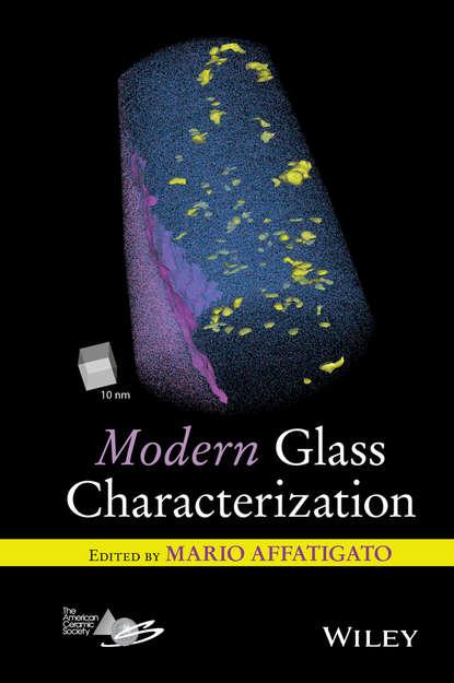 Обложка «Modern Glass Characterization»