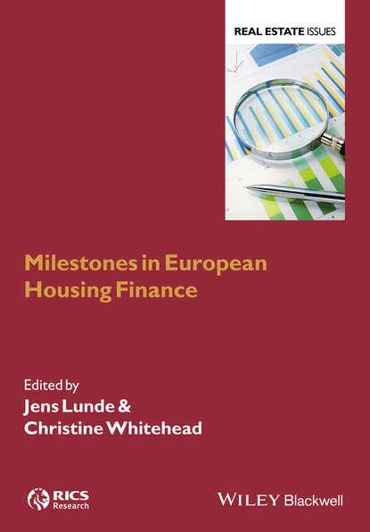 Обложка «Milestones in European Housing Finance»