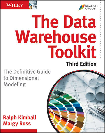 Обложка «The Data Warehouse Toolkit. The Definitive Guide to Dimensional Modeling»