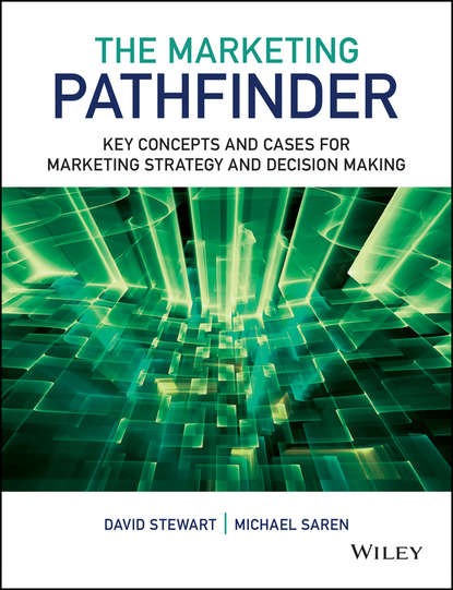 Обложка «The Marketing Pathfinder. Key Concepts and Cases for Marketing Strategy and Decision Making»