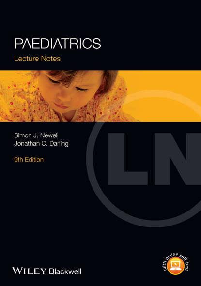 Обложка «Lecture Notes: Paediatrics»