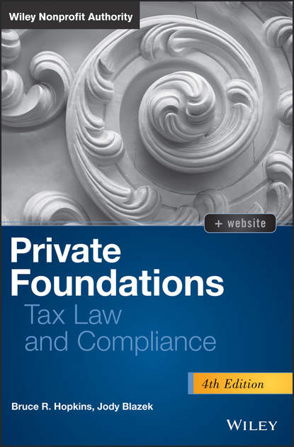 Обложка «Private Foundations. Tax Law and Compliance»