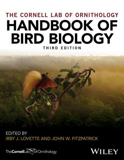 Обложка «Handbook of Bird Biology»