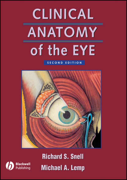 Обложка «Clinical Anatomy of the Eye»