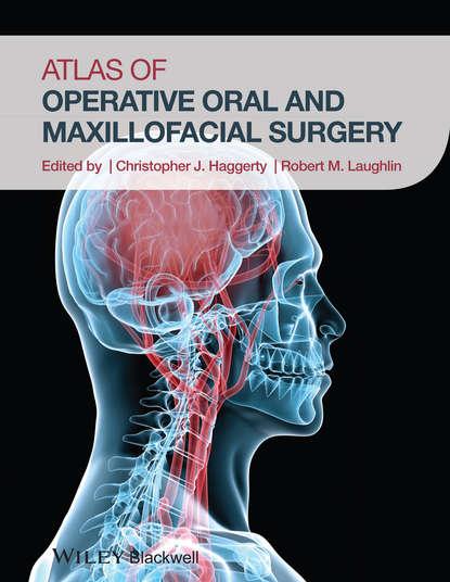 Обложка «Atlas of Operative Oral and Maxillofacial Surgery»