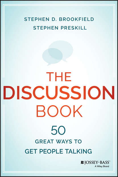 Обложка «The Discussion Book. 50 Great Ways to Get People Talking»