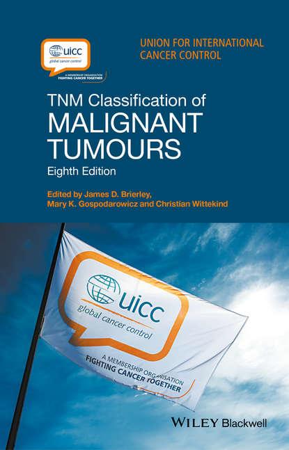 Обложка «TNM Classification of Malignant Tumours»