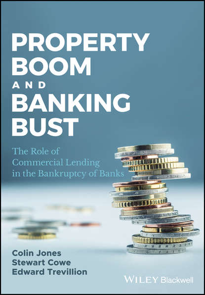 Обложка «Property Boom and Banking Bust. The Role of Commercial Lending in the Bankruptcy of Banks»
