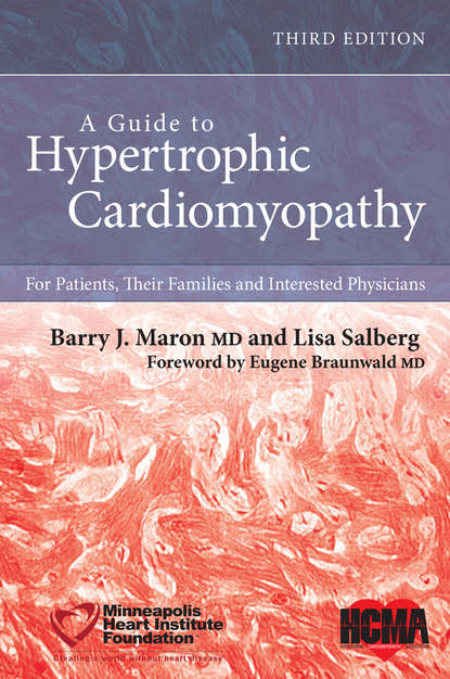 Обложка «A Guide to Hypertrophic Cardiomyopathy. For Patients, Their Families and Interested Physicians»