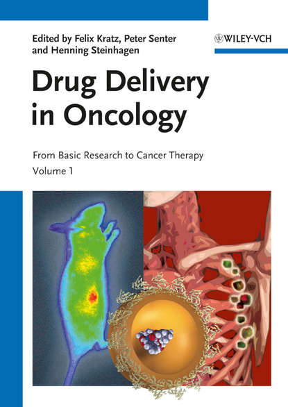 Обложка «Drug Delivery in Oncology. From Basic Research to Cancer Therapy, 3 Volume Set»