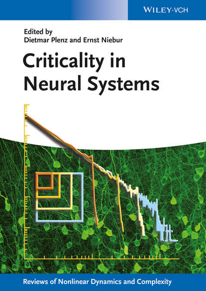 Обложка «Criticality in Neural Systems»