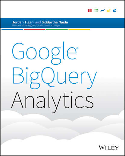 Обложка «Google BigQuery Analytics»
