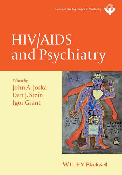 Обложка «HIV and Psychiatry»