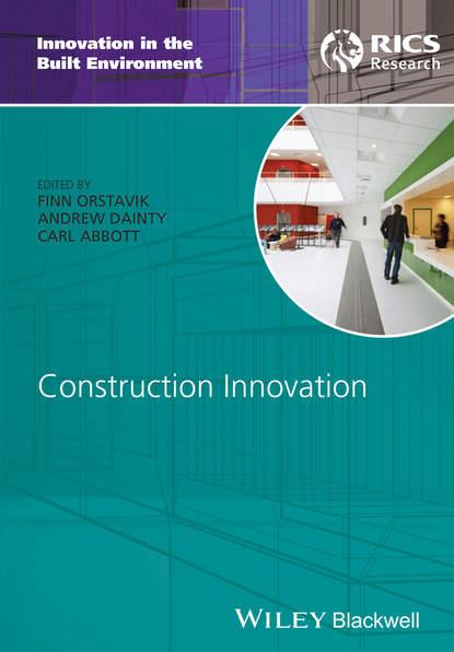 Обложка «Construction Innovation»