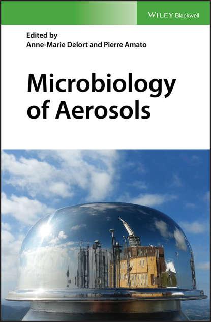 Обложка «Microbiology of Aerosols»