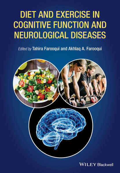 Обложка «Diet and Exercise in Cognitive Function and Neurological Diseases»