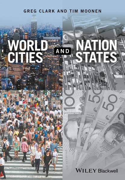 Обложка «World Cities and Nation States»