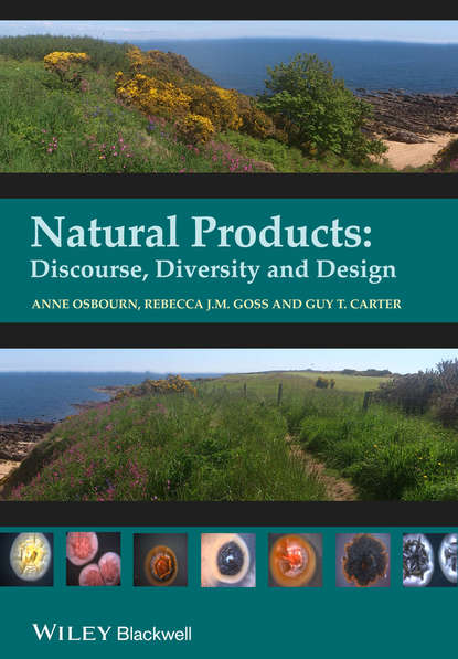 Обложка «Natural Products. Discourse, Diversity, and Design»
