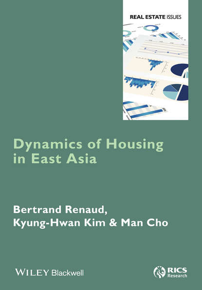 Обложка «Dynamics of Housing in East Asia»