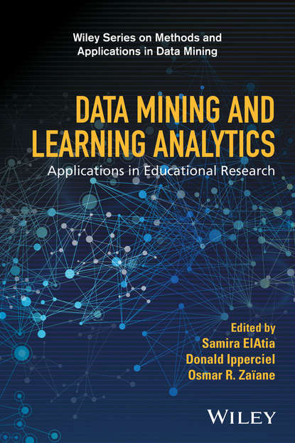 Обложка «Data Mining and Learning Analytics. Applications in Educational Research»