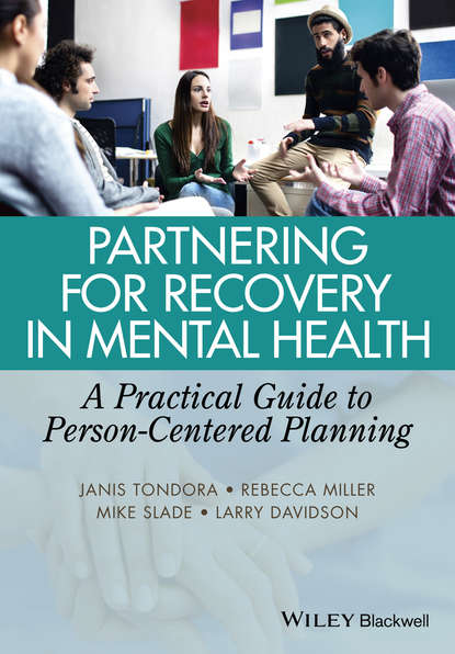 Обложка «Partnering for Recovery in Mental Health. A Practical Guide to Person-Centered Planning»