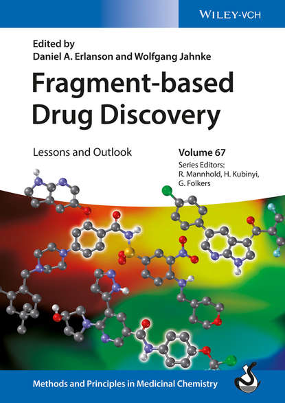 Обложка «Fragment-based Drug Discovery. Lessons and Outlook»