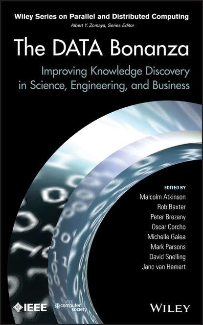 Обложка «The Data Bonanza. Improving Knowledge Discovery in Science, Engineering, and Business»
