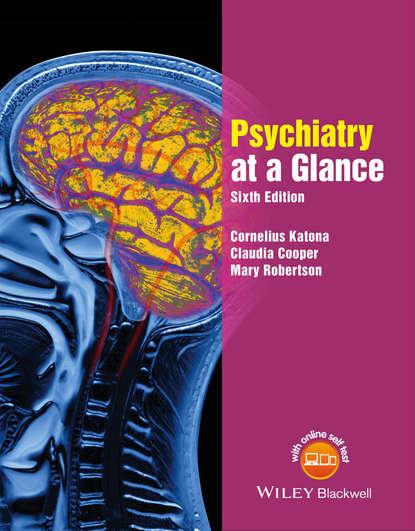 Обложка «Psychiatry at a Glance»