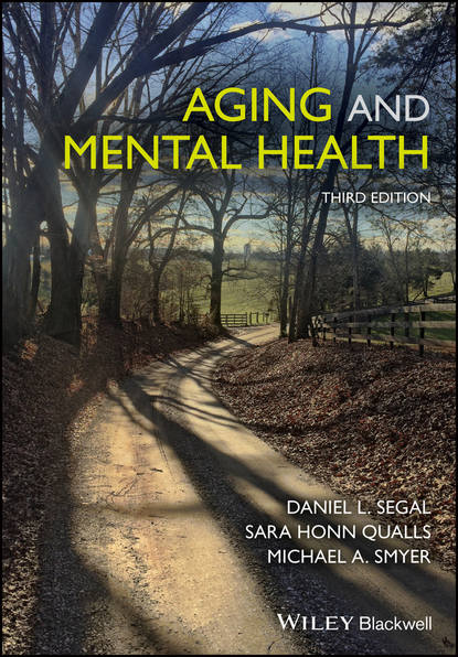 Обложка «Aging and Mental Health»
