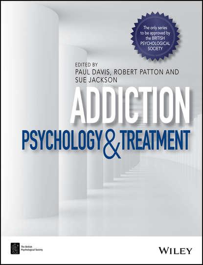 Обложка «Addiction. Psychology and Treatment»