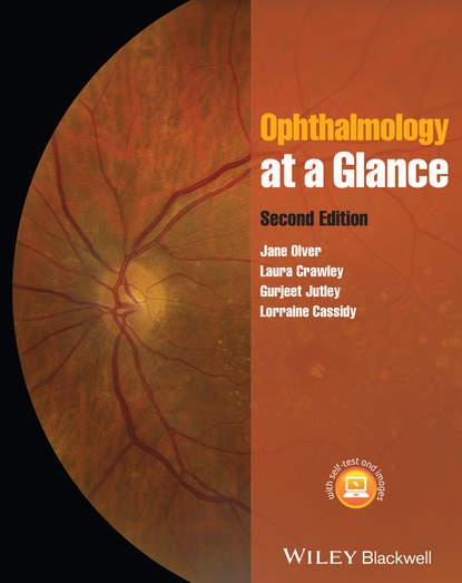 Обложка «Ophthalmology at a Glance»