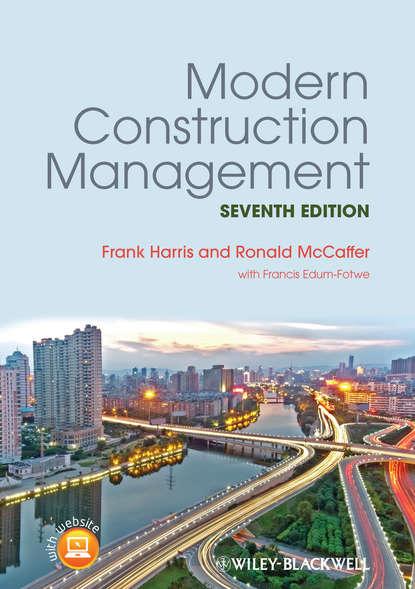 Обложка «Modern Construction Management»