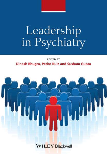 Обложка «Leadership in Psychiatry»
