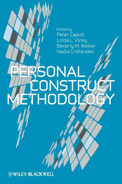 Обложка «Personal Construct Methodology»