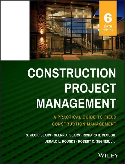 Обложка «Construction Project Management»