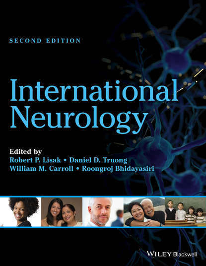 Обложка «International Neurology»
