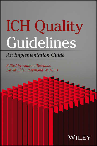 Обложка «ICH Quality Guidelines. An Implementation Guide»
