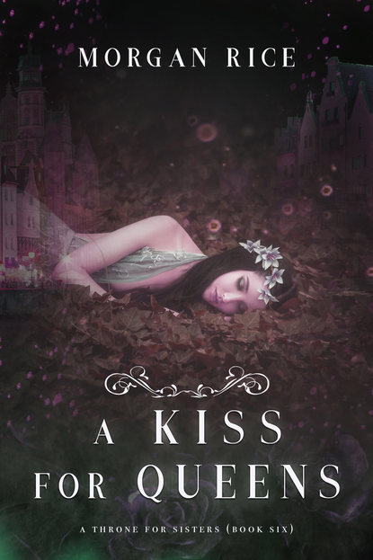 Обложка «A Kiss for Queens»