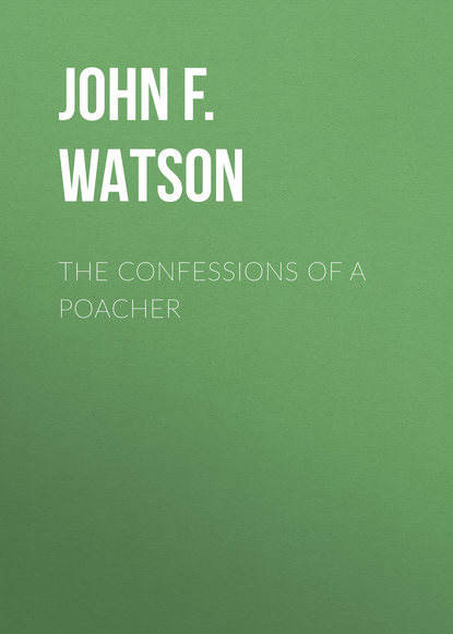 Обложка «The Confessions of a Poacher»