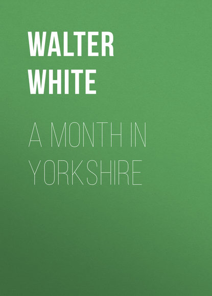Обложка «A Month in Yorkshire»