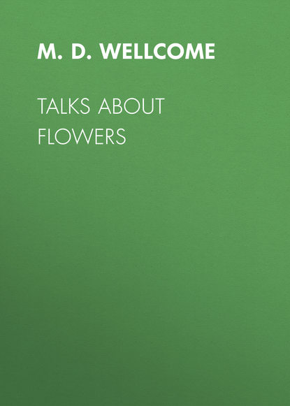Обложка «Talks About Flowers»