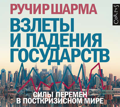 Обложка «Взлеты и падения государств. Силы перемен в посткризисном мире»