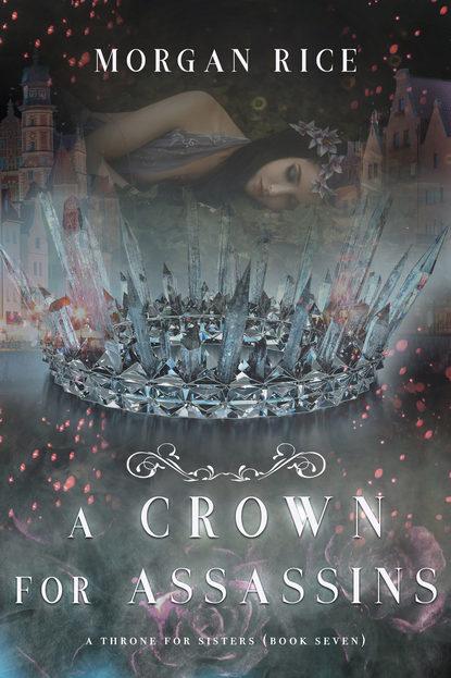 Обложка «A Crown for Assassins»