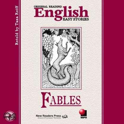 Обложка «Басни. Fables»