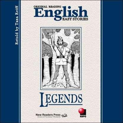 Обложка «Легенды. Legends»
