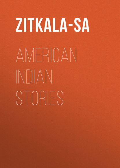 Обложка «American Indian Stories»