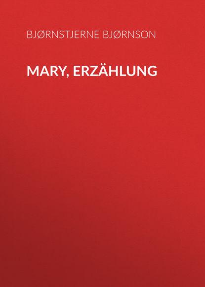 Обложка «Mary, Erzählung»